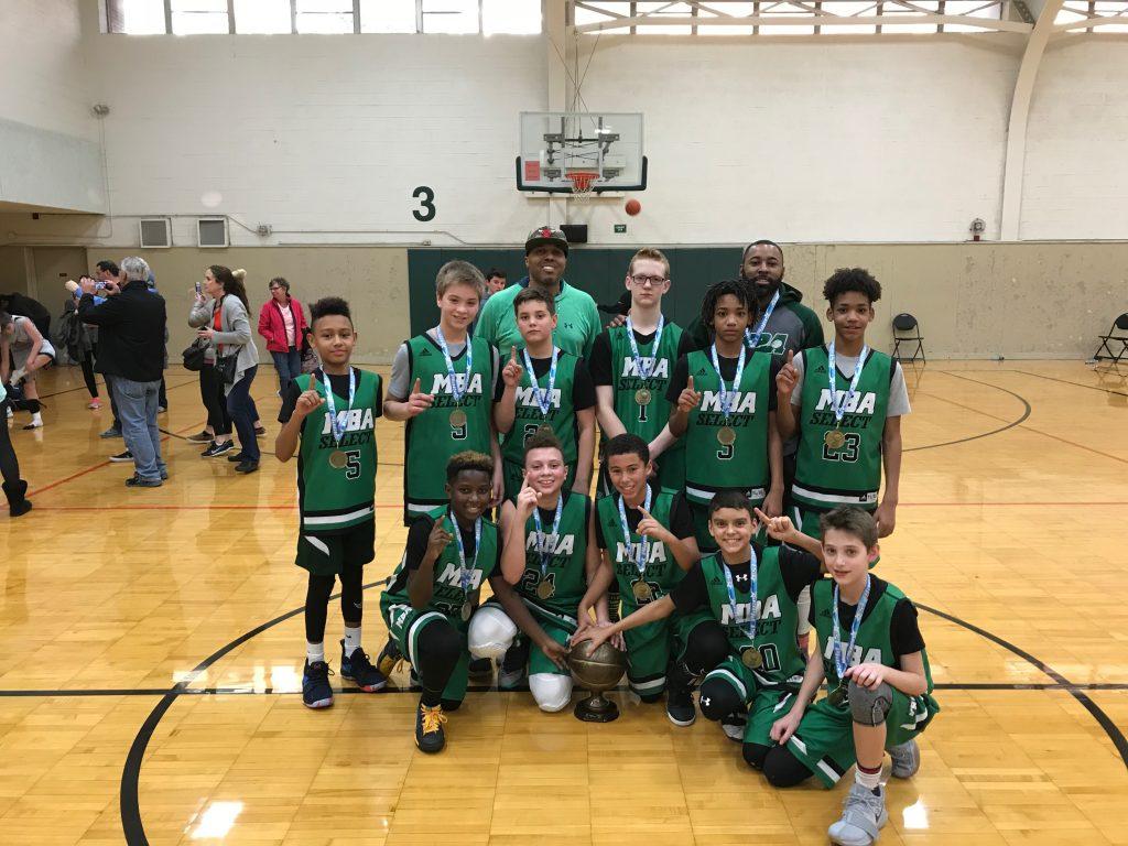 michigan triple threat basketball   the spartan showcase (boys)