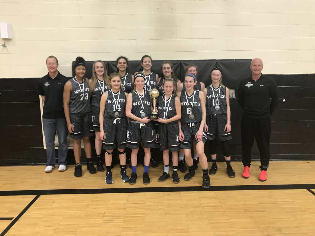 Michigan Triple Threat Basketball | The Spartan Showcase (Girls)